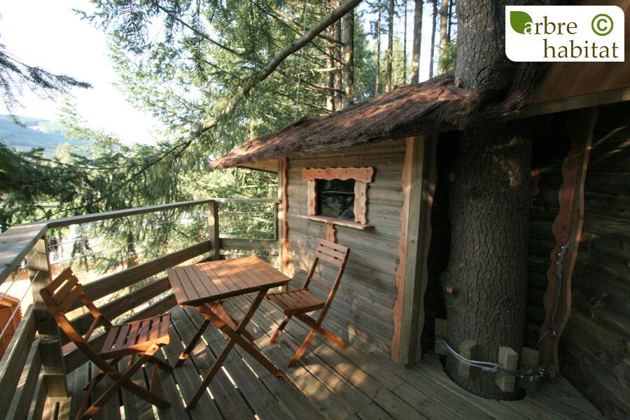 cabane moineau arbre habitat. Black Bedroom Furniture Sets. Home Design Ideas